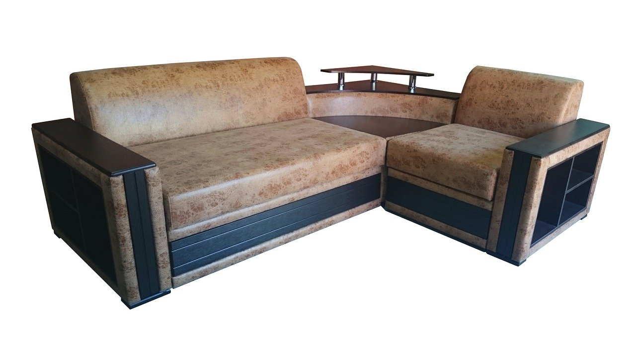 upholstered furniture, angle, corner sofa